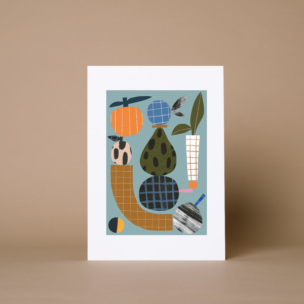 Fruit Box Print